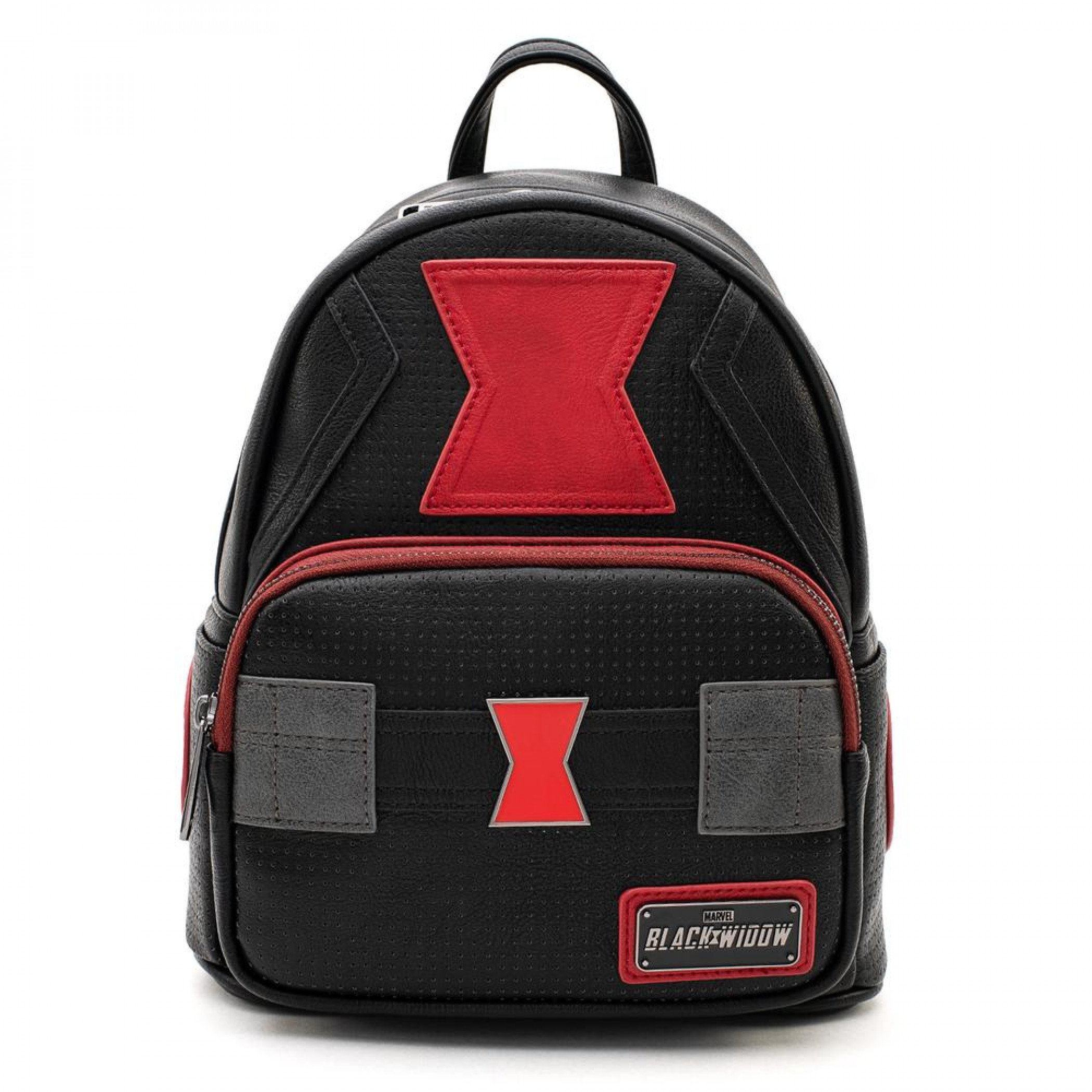 Marvel Black Widow Mini Backpack by Loungefly