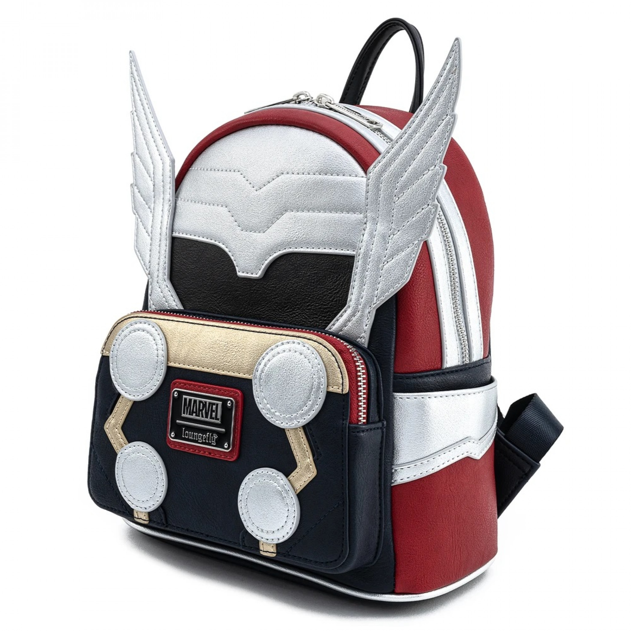 Marvel Thor Classic Helmet Mini Backpack by Loungefly