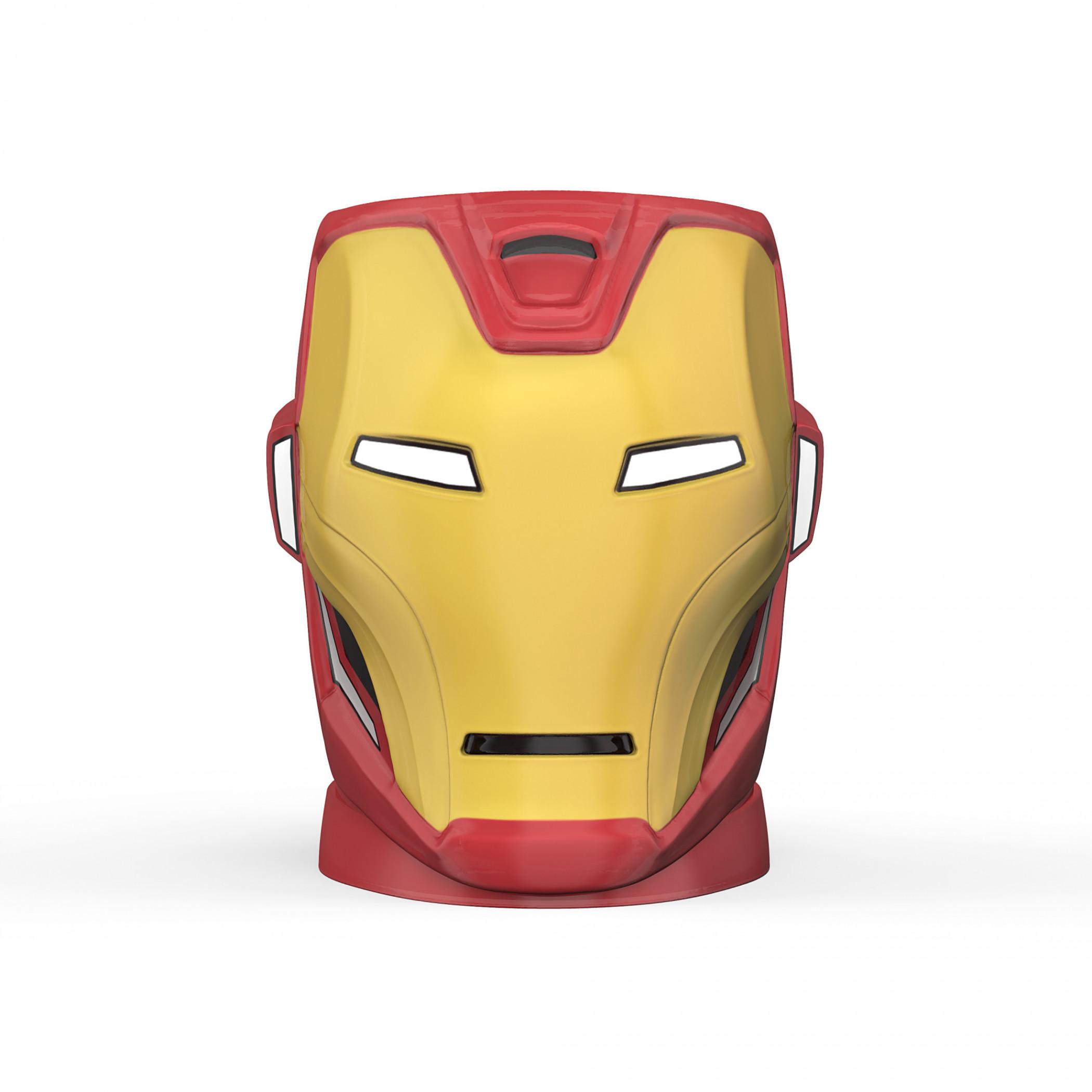 Iron Man Mask Sculpted Mug