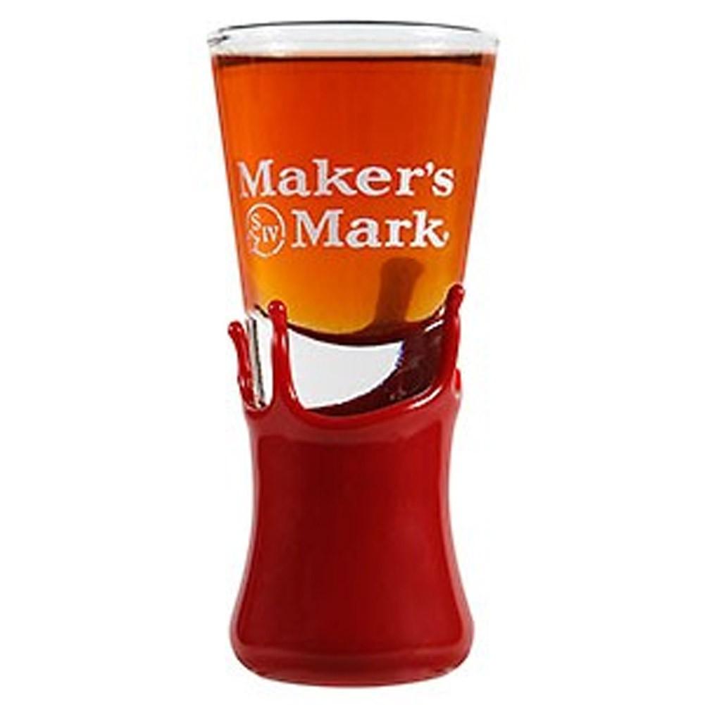 Makers Mark Spirit Tall Shot Glass