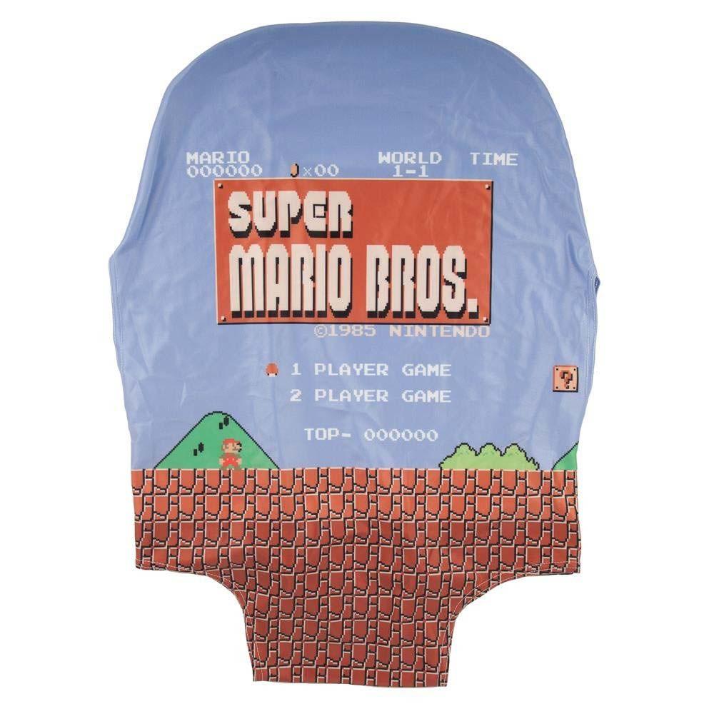 Super Mario Luggage Cover