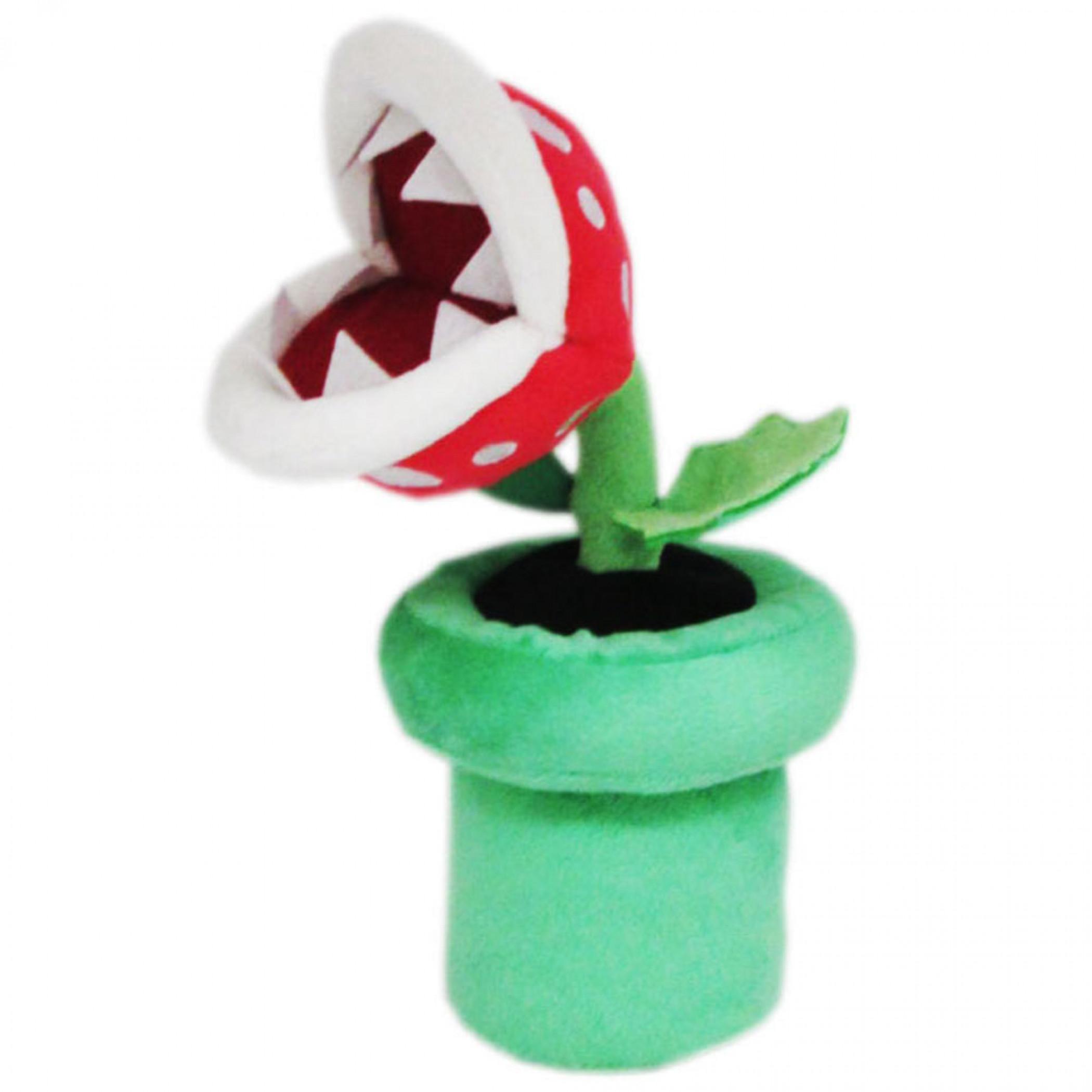 Nintendo Mario Bros. Piranha Plant Plush Doll