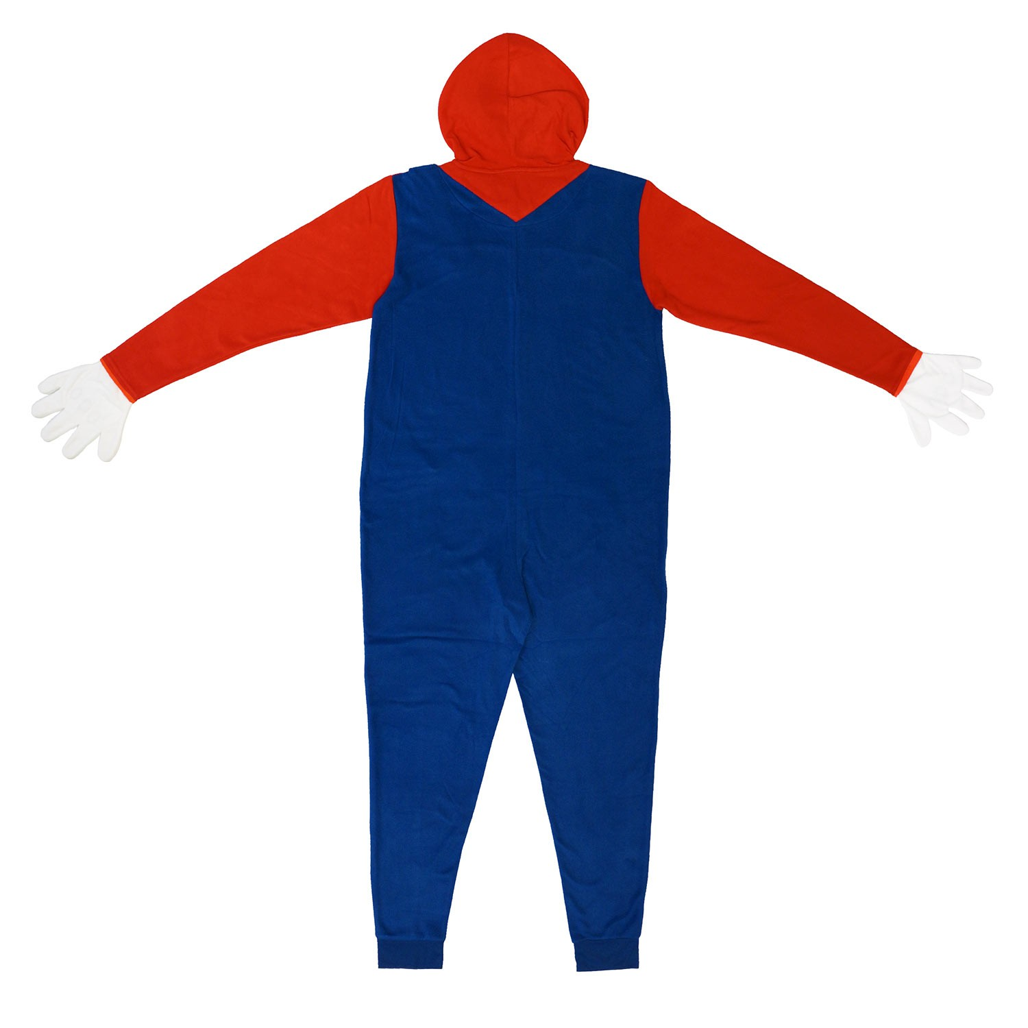 Nintendo Mario Men's Pajama Union Suit