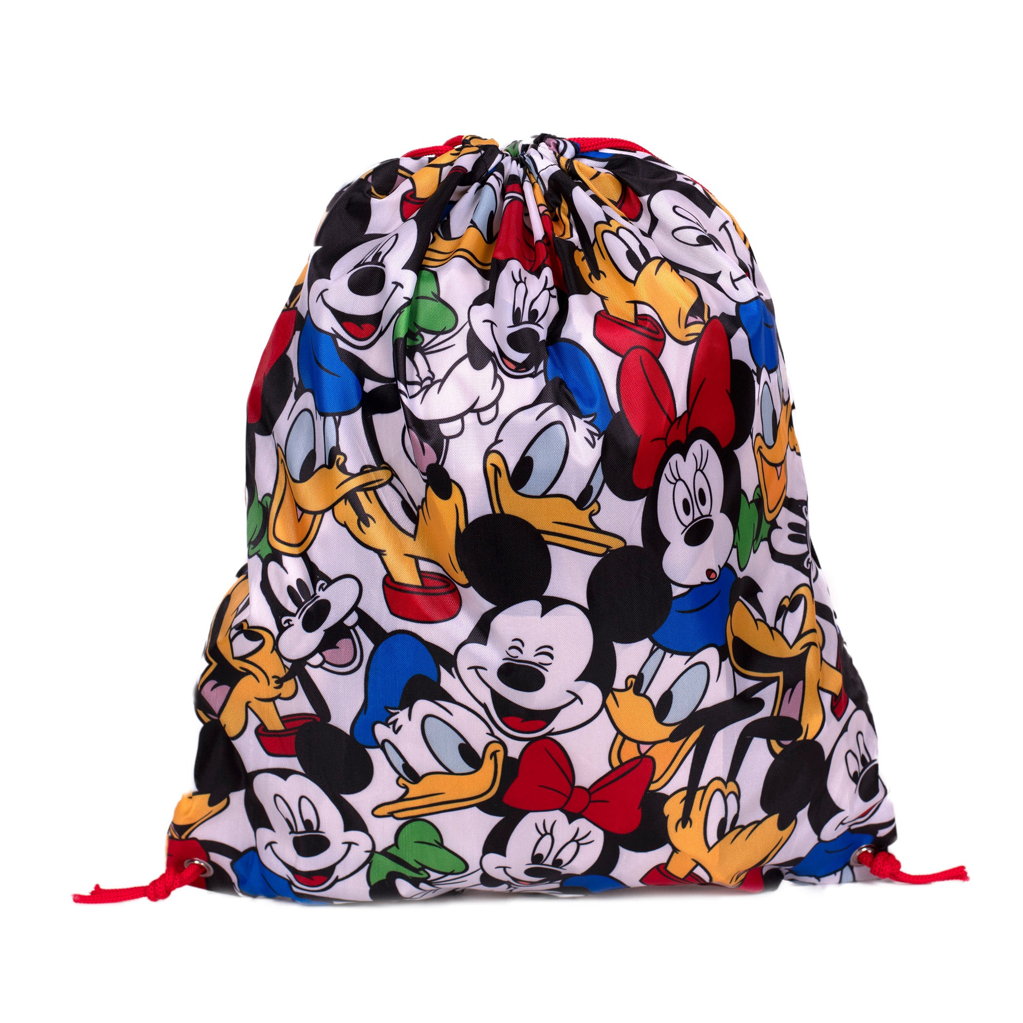 Disney Faces Drawstring Bag