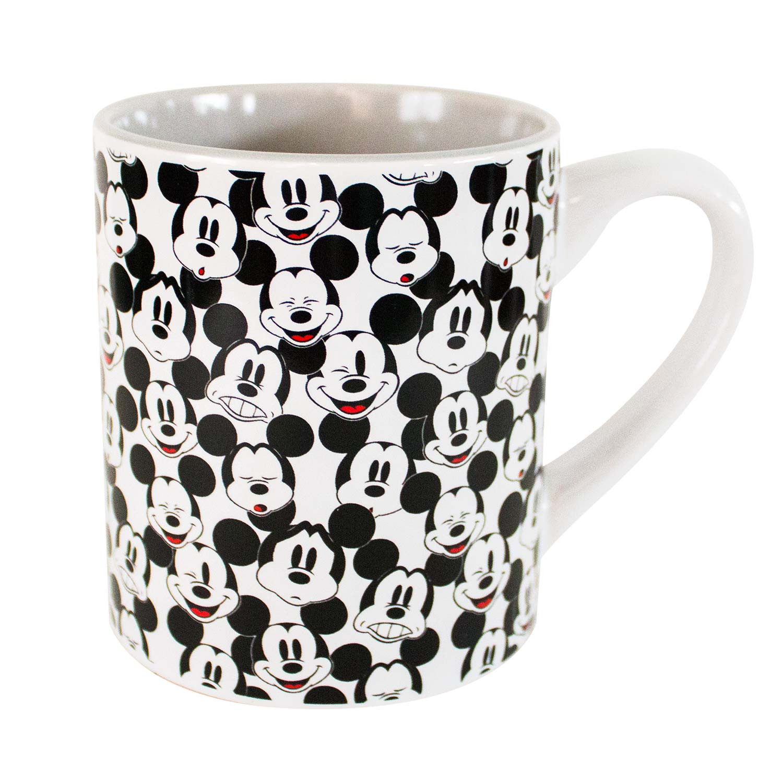 Mickey Mouse Faces Coffee Mug