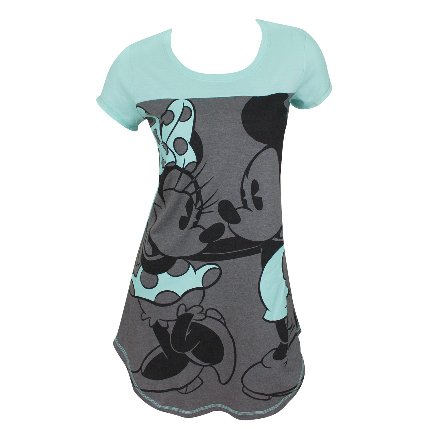 Mickey And Minnie Women's Night Shirt
