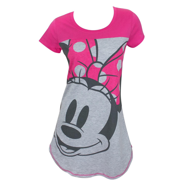 Minnie Women's Pink Night Shirt