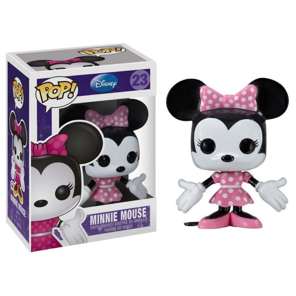 Funko Pop Vinyl Figure Disney Minnie Mouse