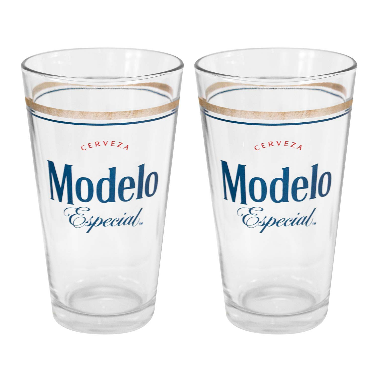 Modelo Especial 2 Pack Pint Glasses