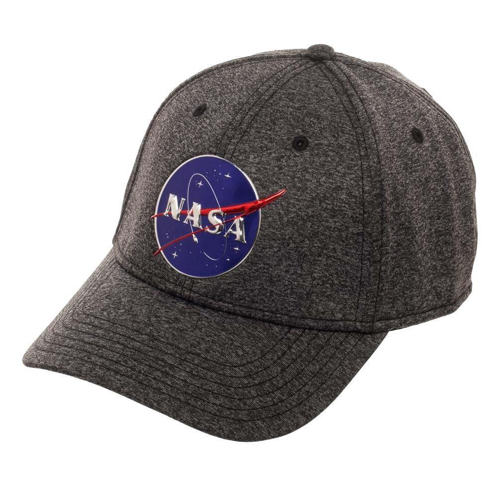 NASA Logo Men's Grey Hat
