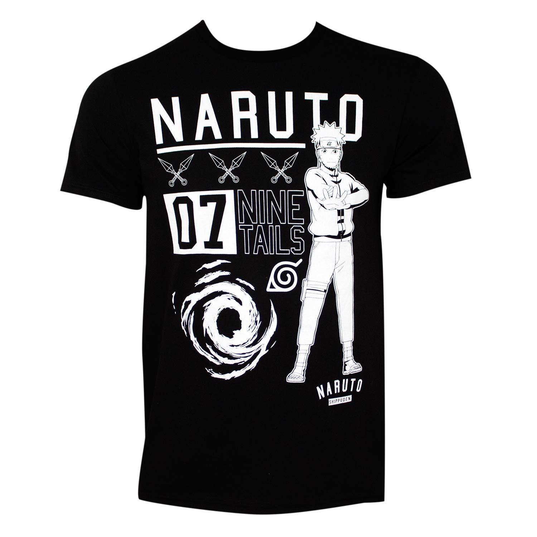 Naruto 07 Nine Tails Tee Shirt
