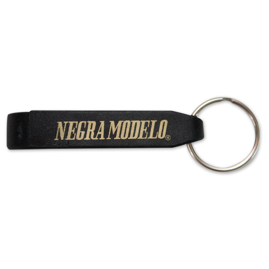 Negra Modelo Black Keychain Beverage Wrench