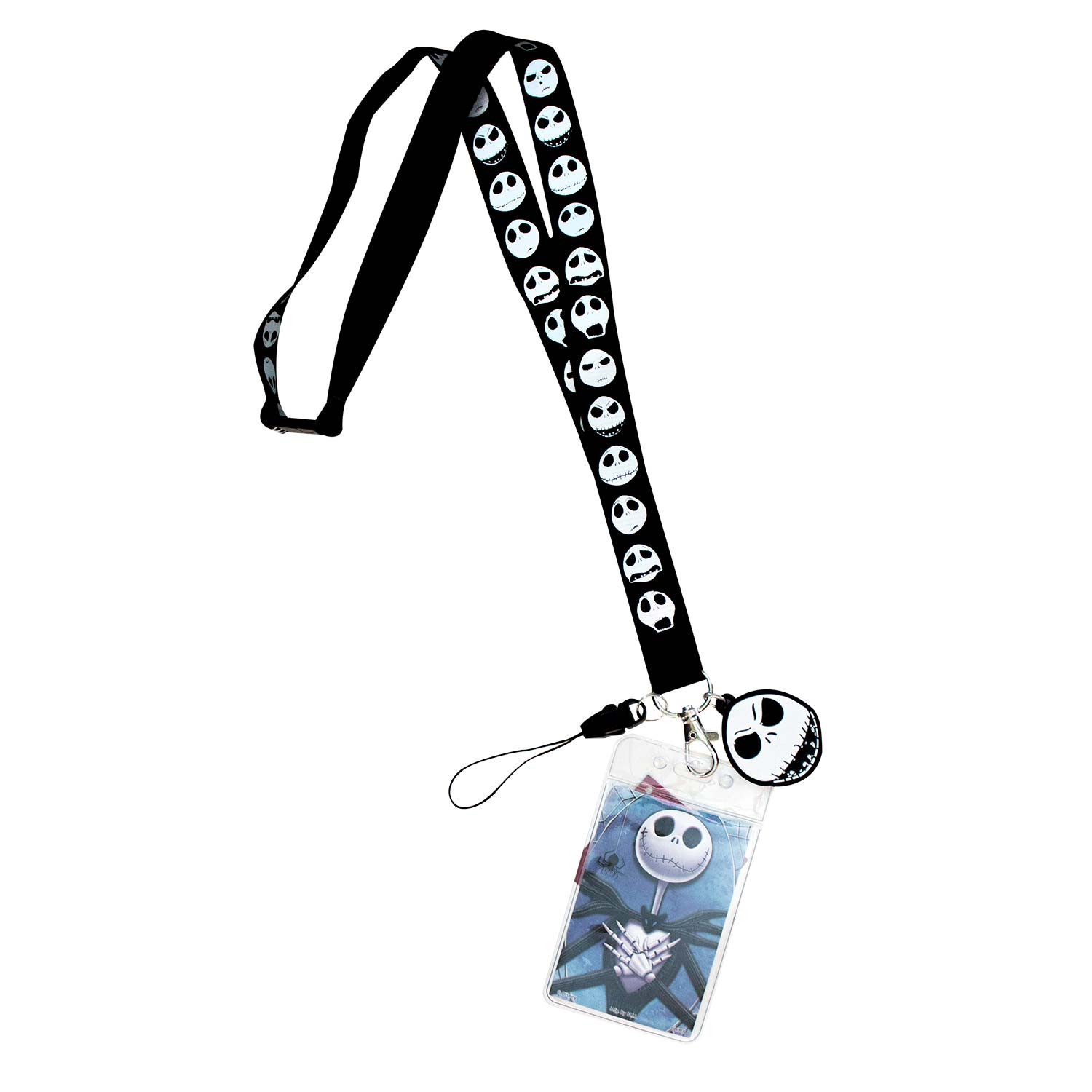 Nightmare Before Christmas Lanyard
