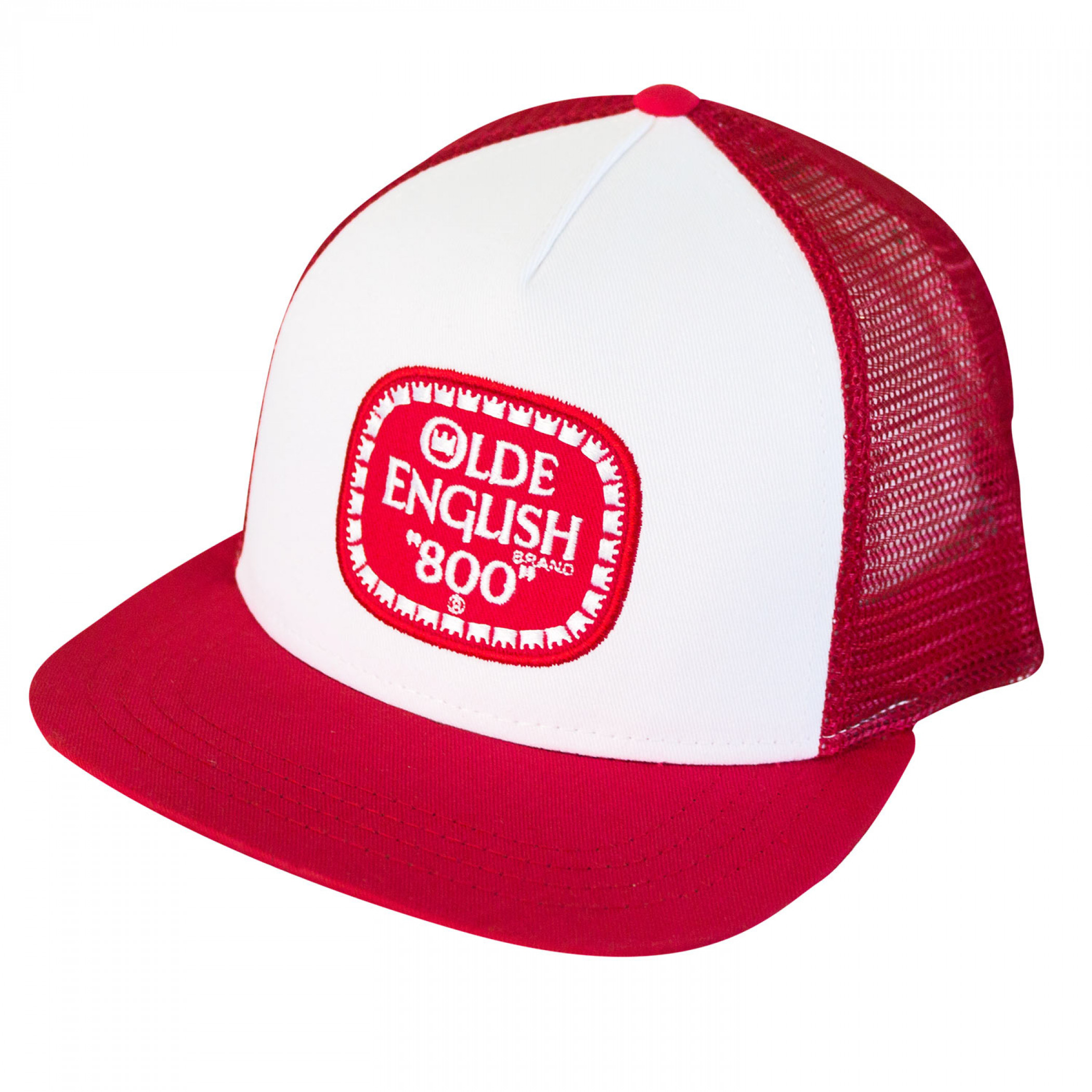 Olde English 800 Logo Trucker Hat