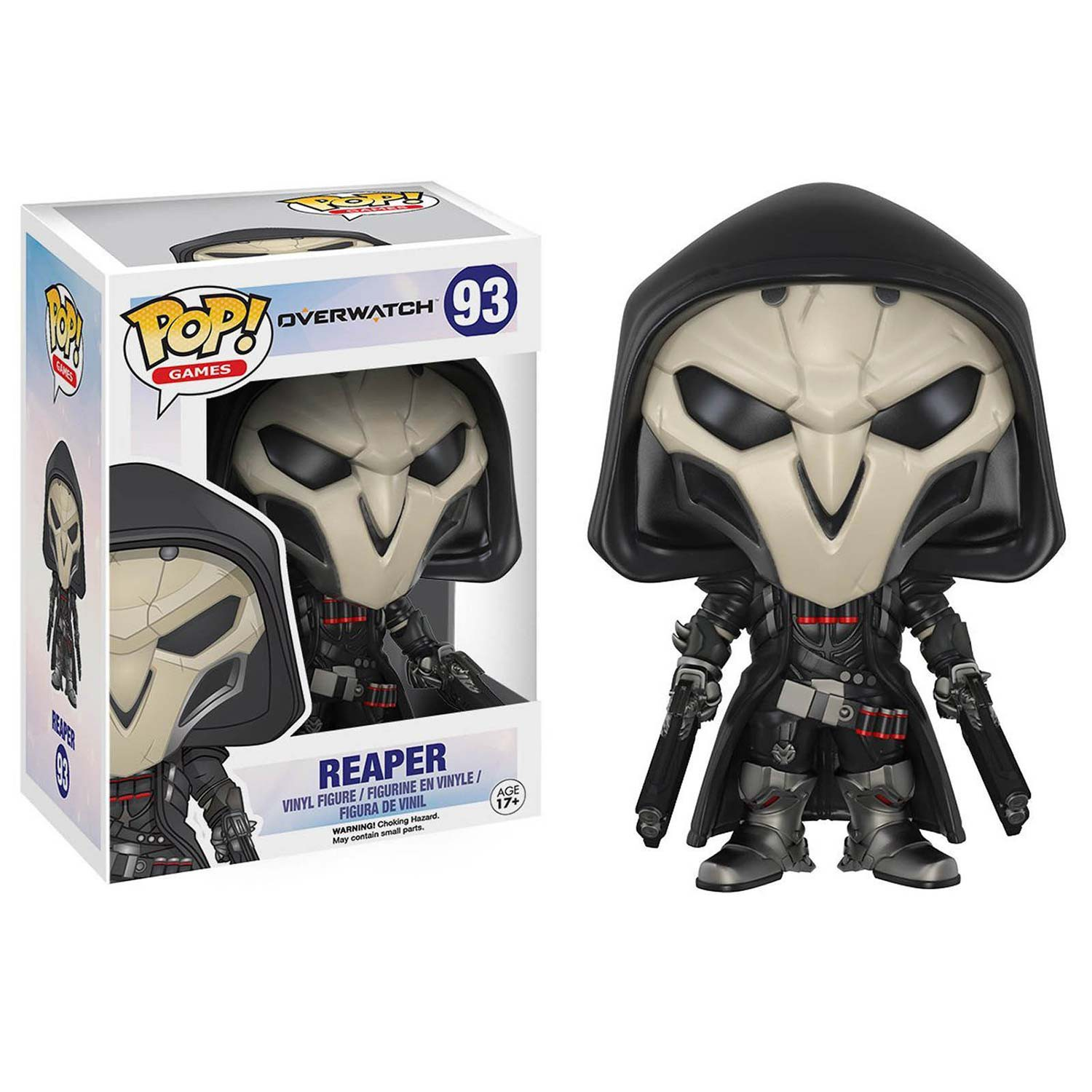 Funko Pop Overwatch Reaper Vinyl Figure