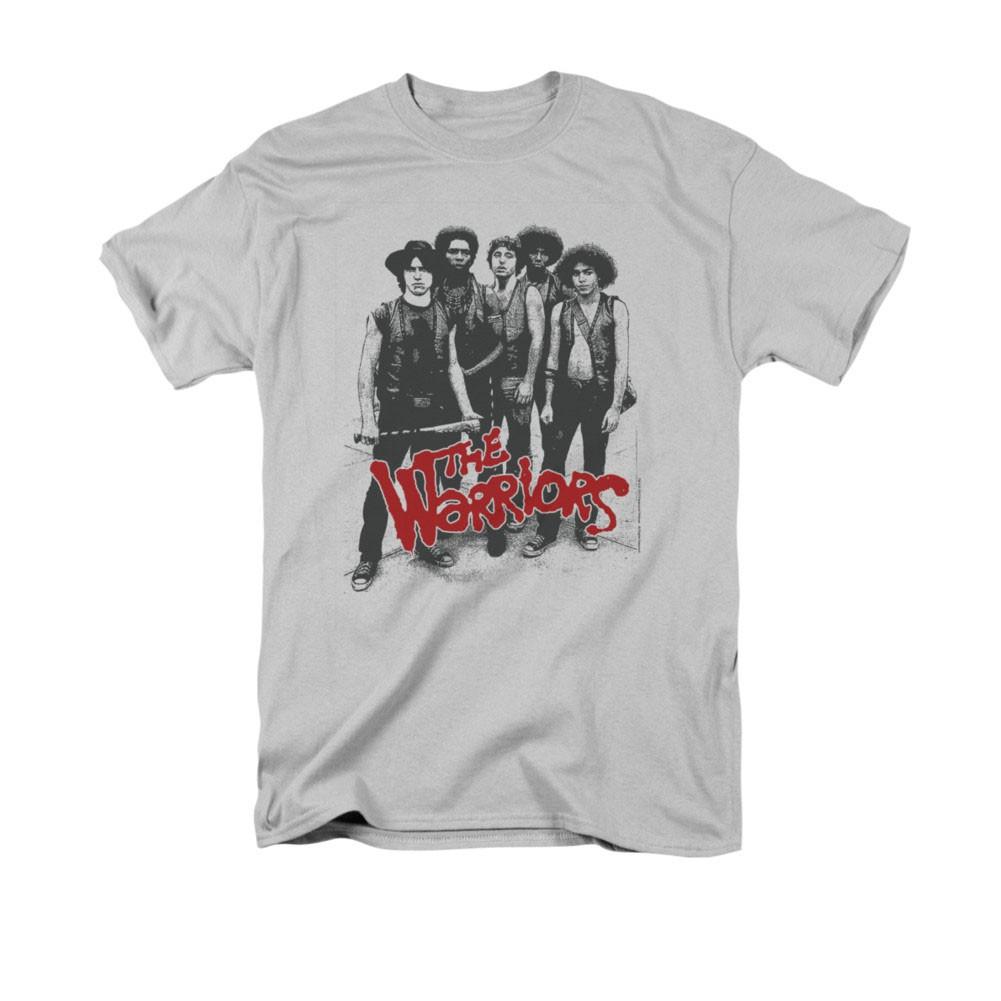 The Warriors Gang Gray T-Shirt
