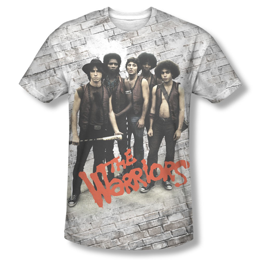 The Warriors Pose Sublimation T-Shirt