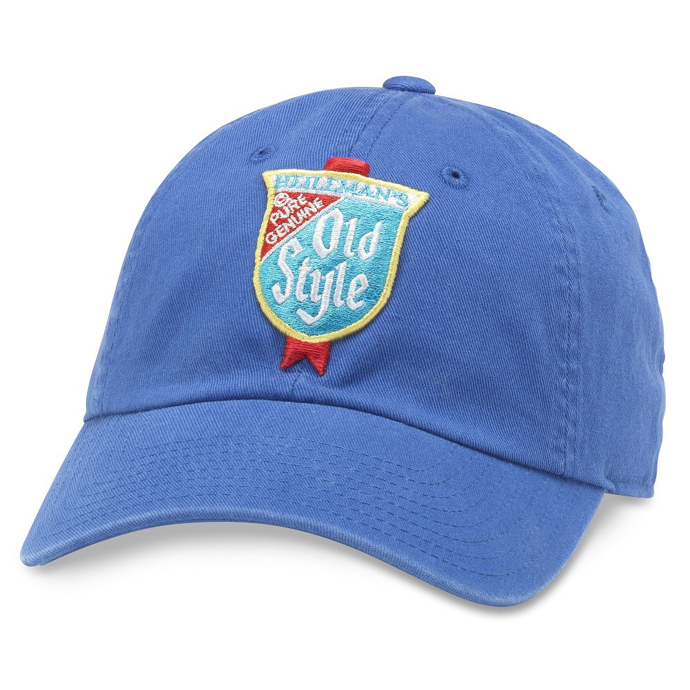 Olde Style Sky Blue Strapback Hat