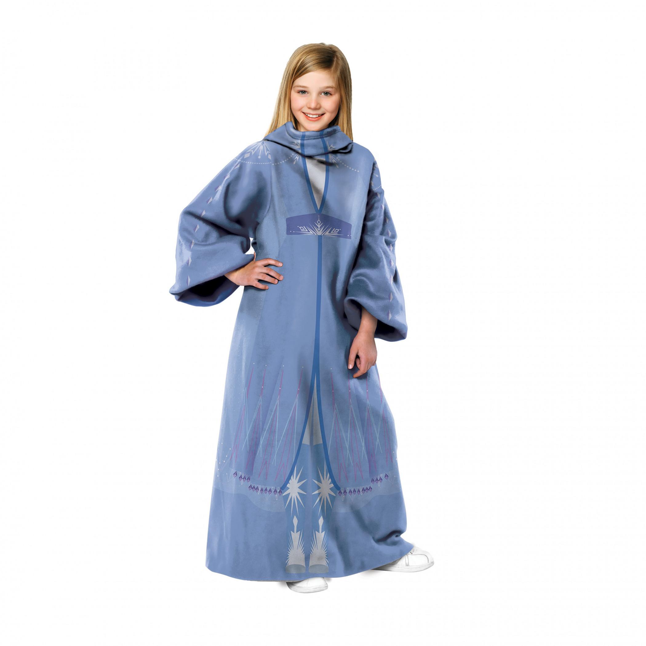 Disney Frozen Elsa Youth Comfy Throw Blanket