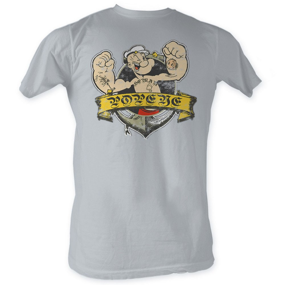 Popeye Tattoo T-Shirt