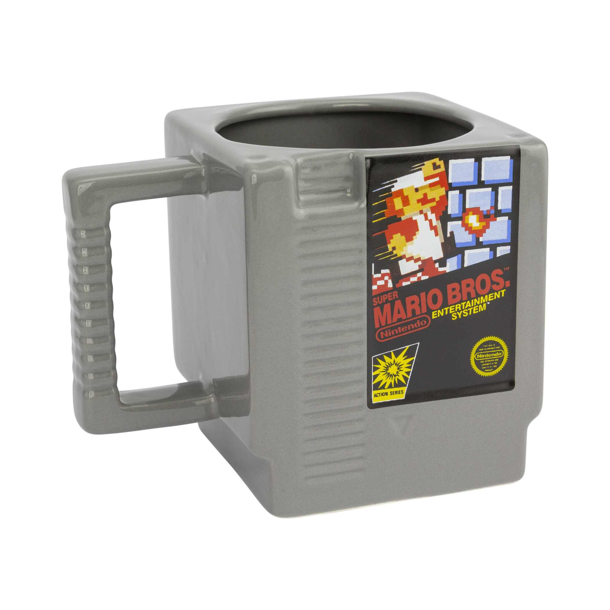 Super Mario Bros. Cartridge Mug