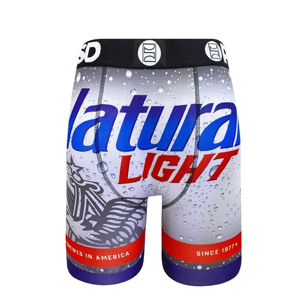 Natural Light Boxer Briefs