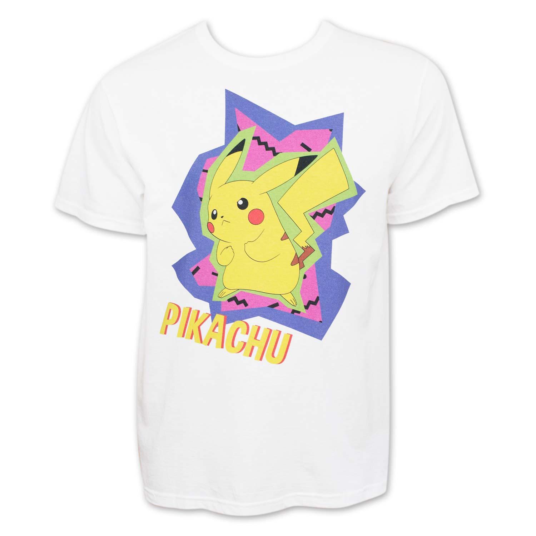 Pokemon Neon Pikachu Tee Shirt