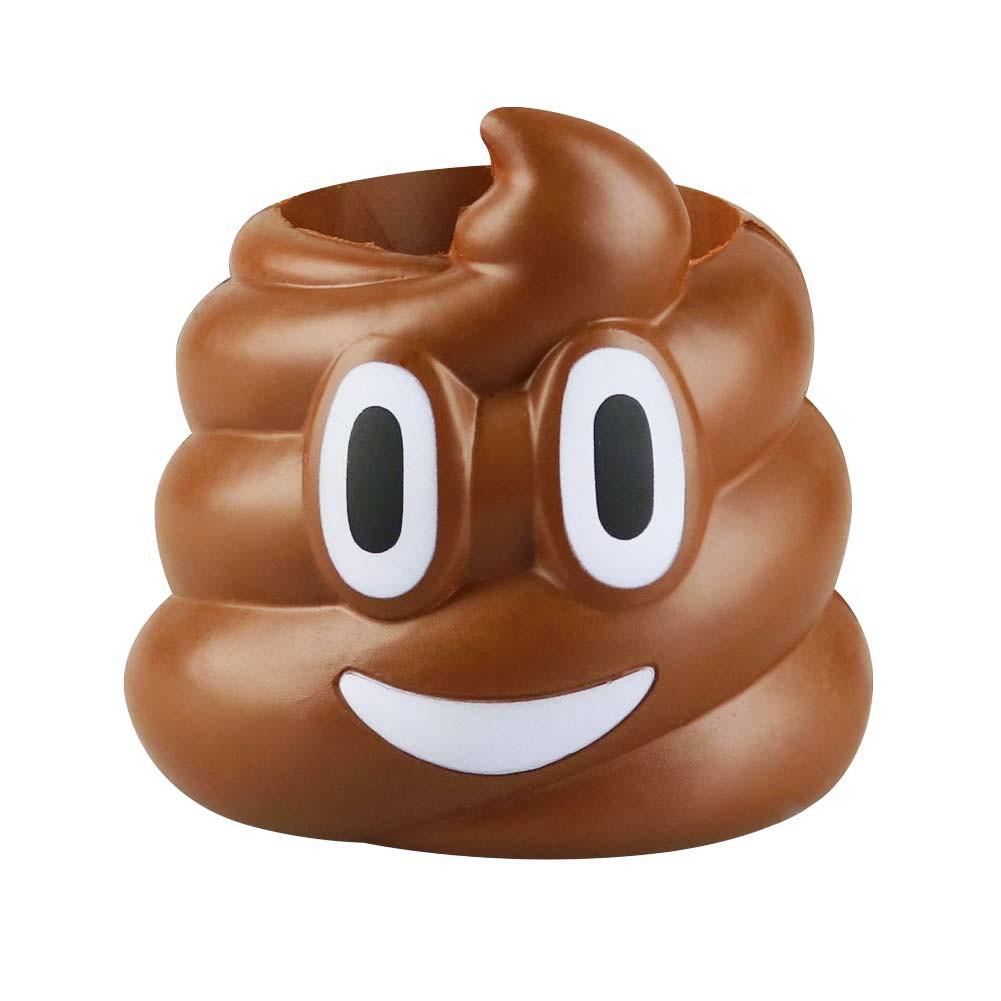Poop Emoji Can Holder