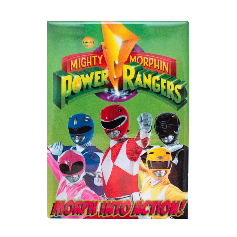Power Rangers Magnet