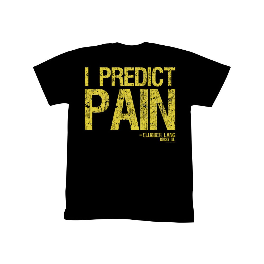 Rocky T Pain T-Shirt