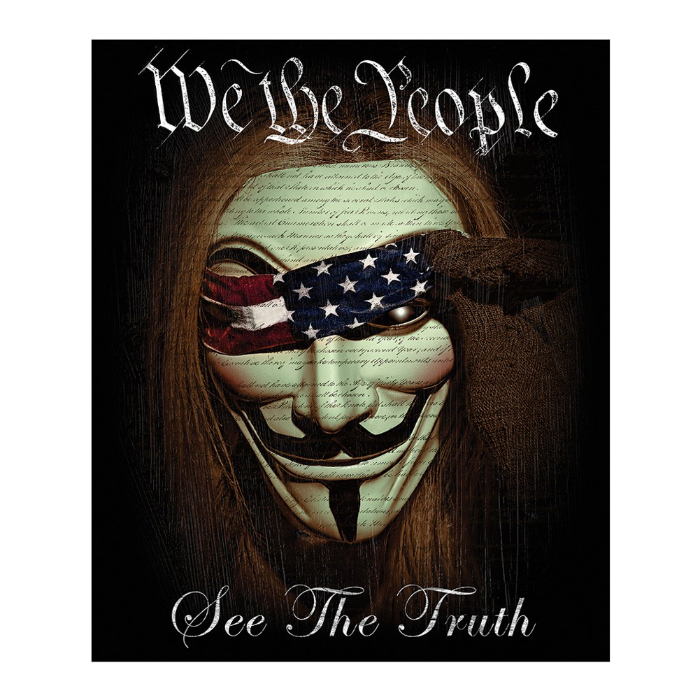 We The People 50x60 Fleece Blanket