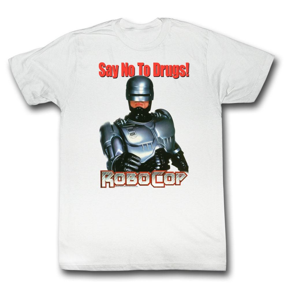Robocop Just Say No T-Shirt