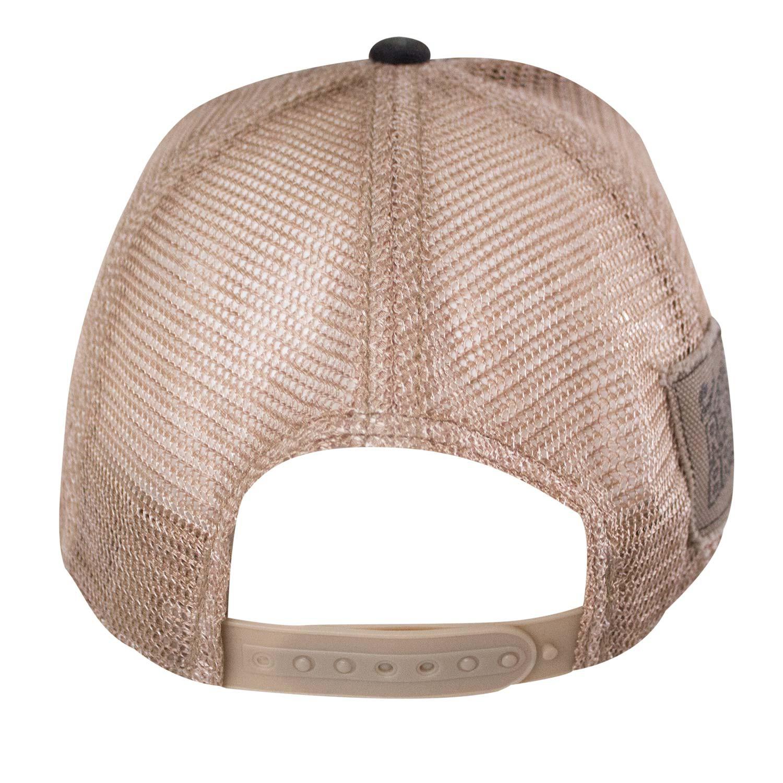 Colt 45 Logo Retro Brand Brown Trucker Hat