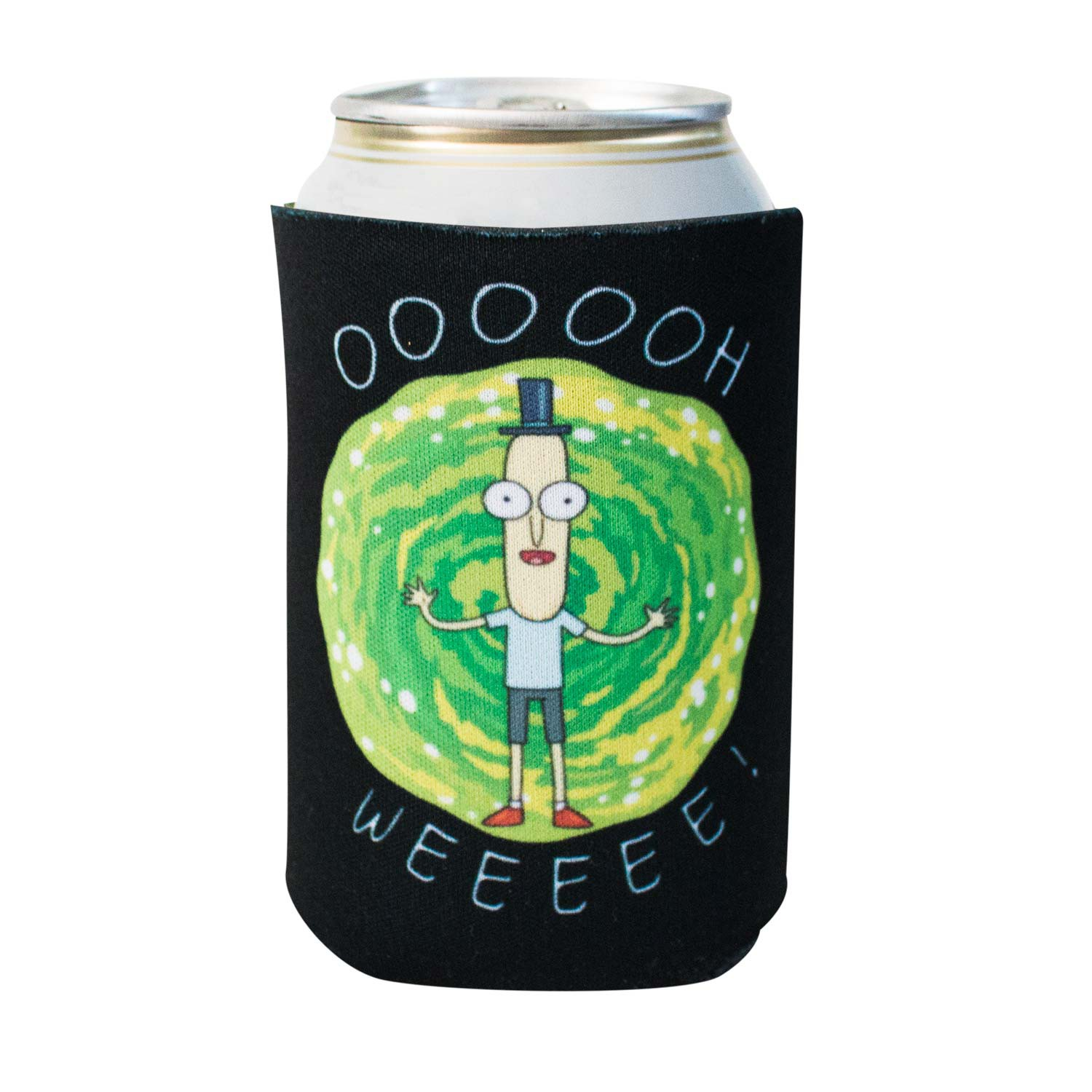 Rick And Morty Mr. Poopybutthole Can Insulator