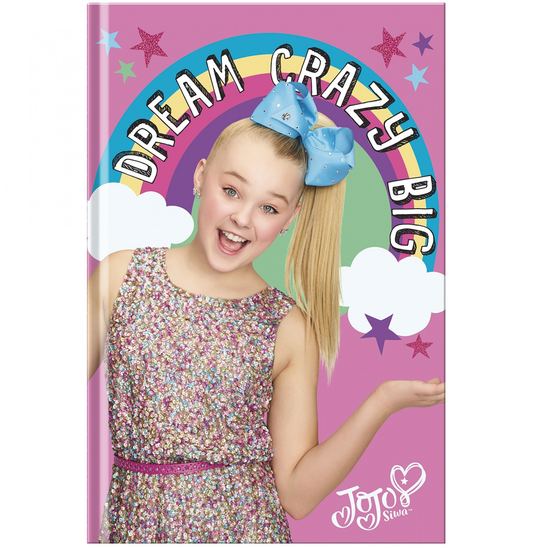 JoJo Siwa Hardcover Journal