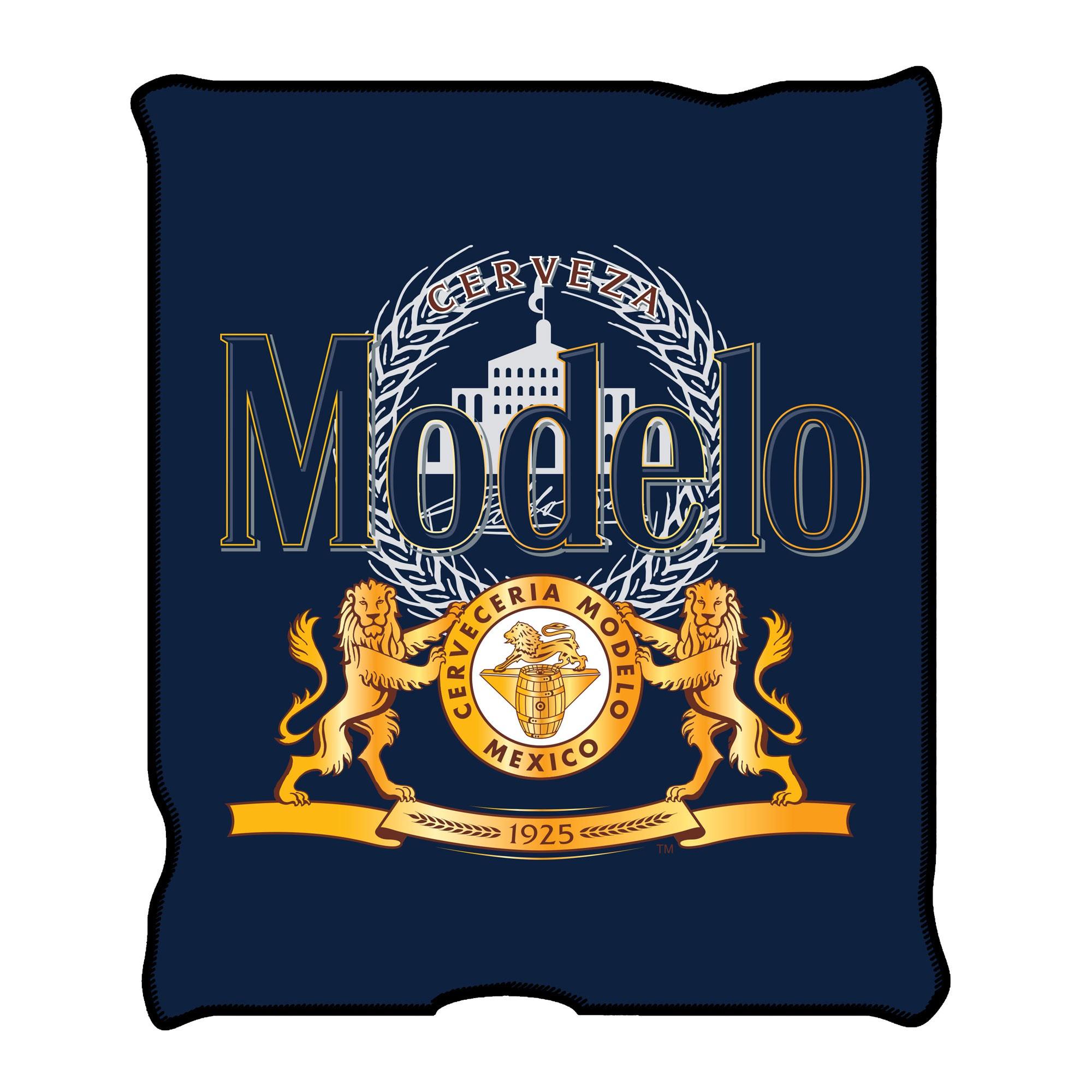 Modelo Blue 45 X 60 Fleece Blanket