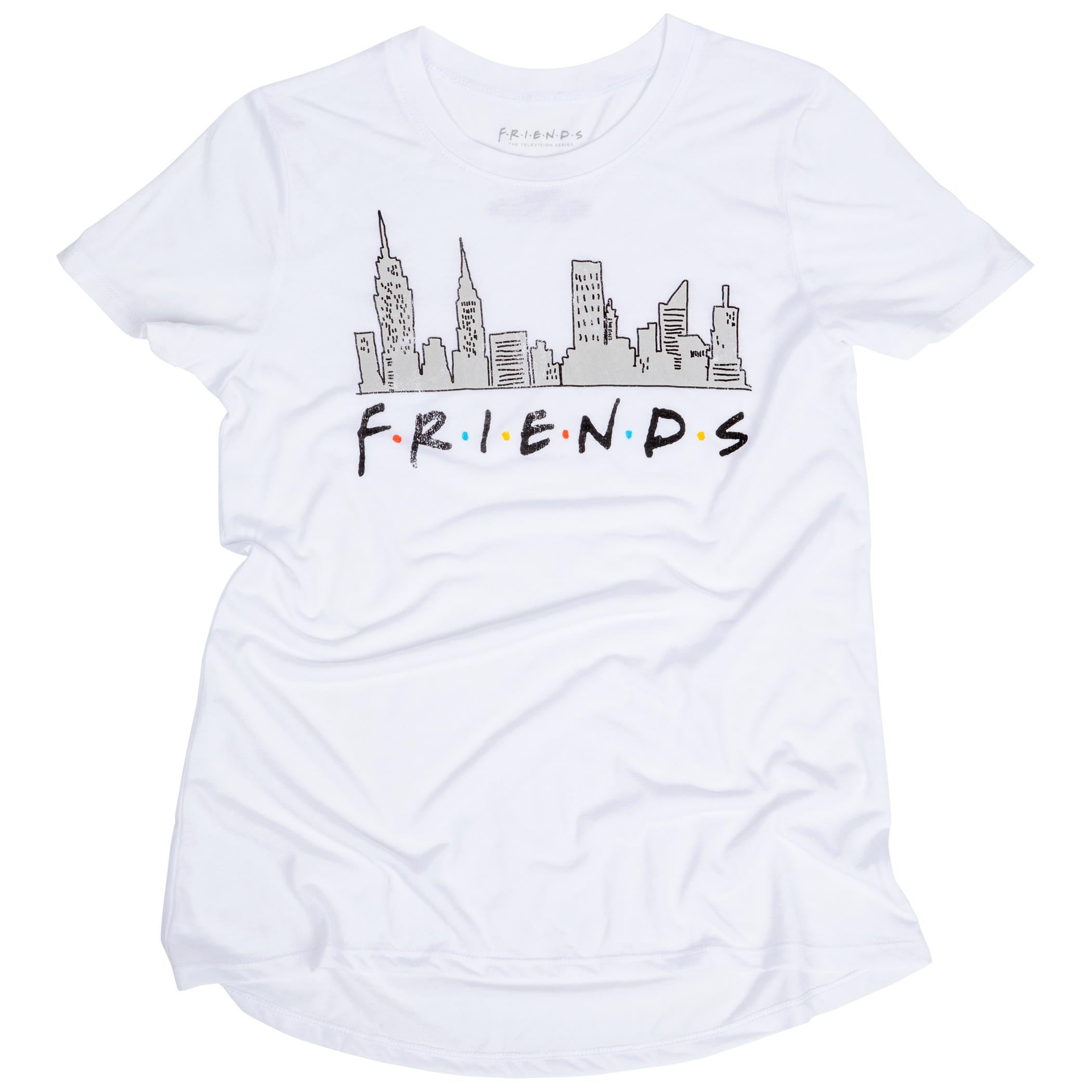 Friends Skyline Logo Women's T-Shirt