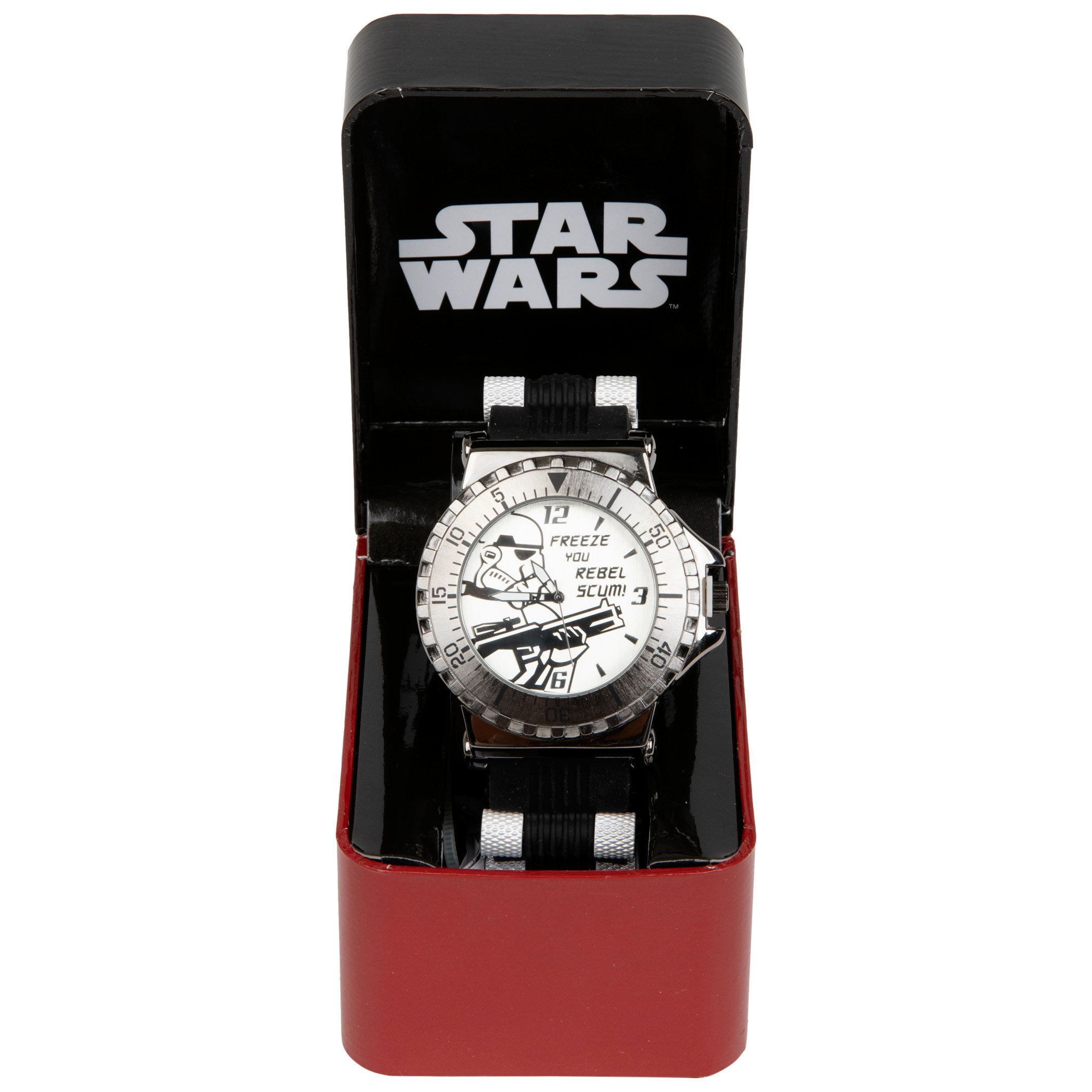 Star Wars Stromtrooper Analog Watch