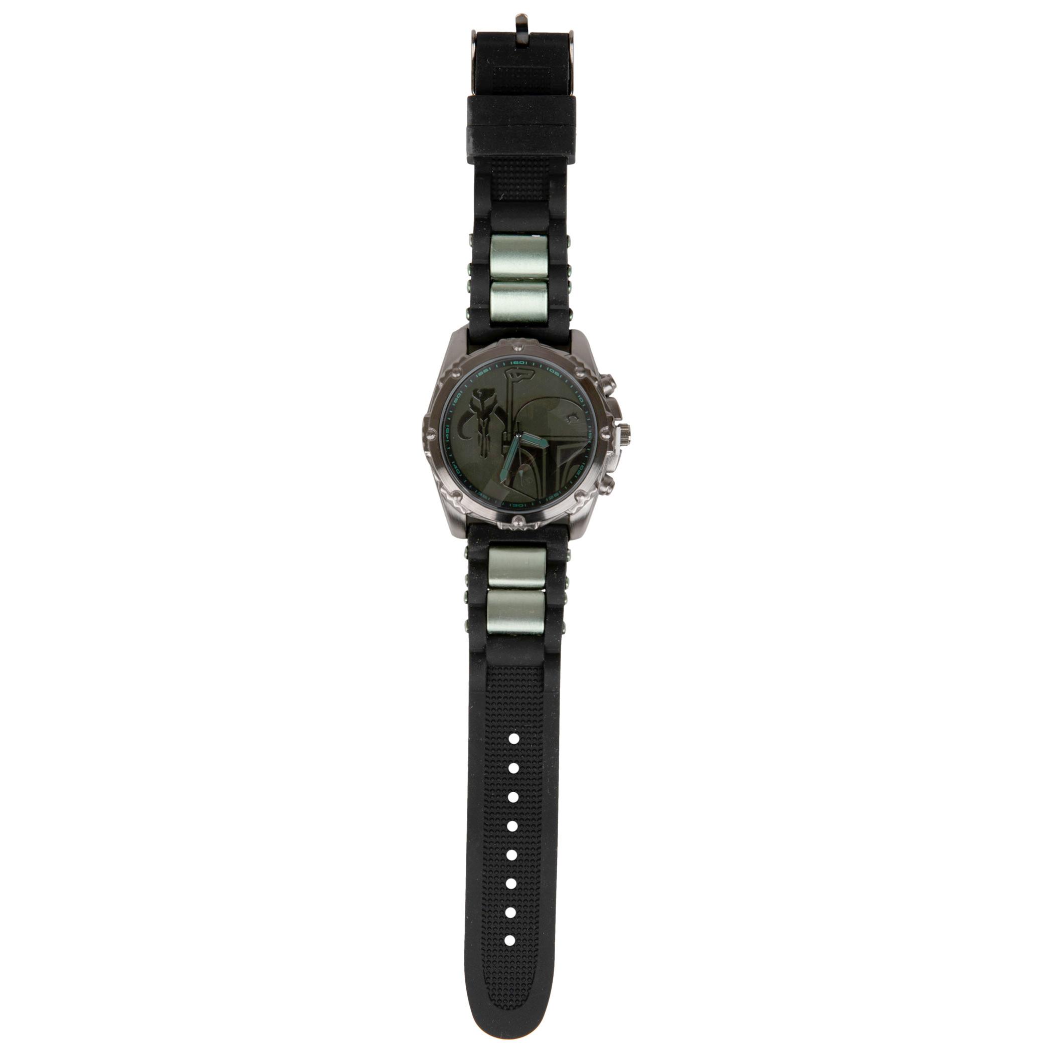 Boba Fett Analog Watch