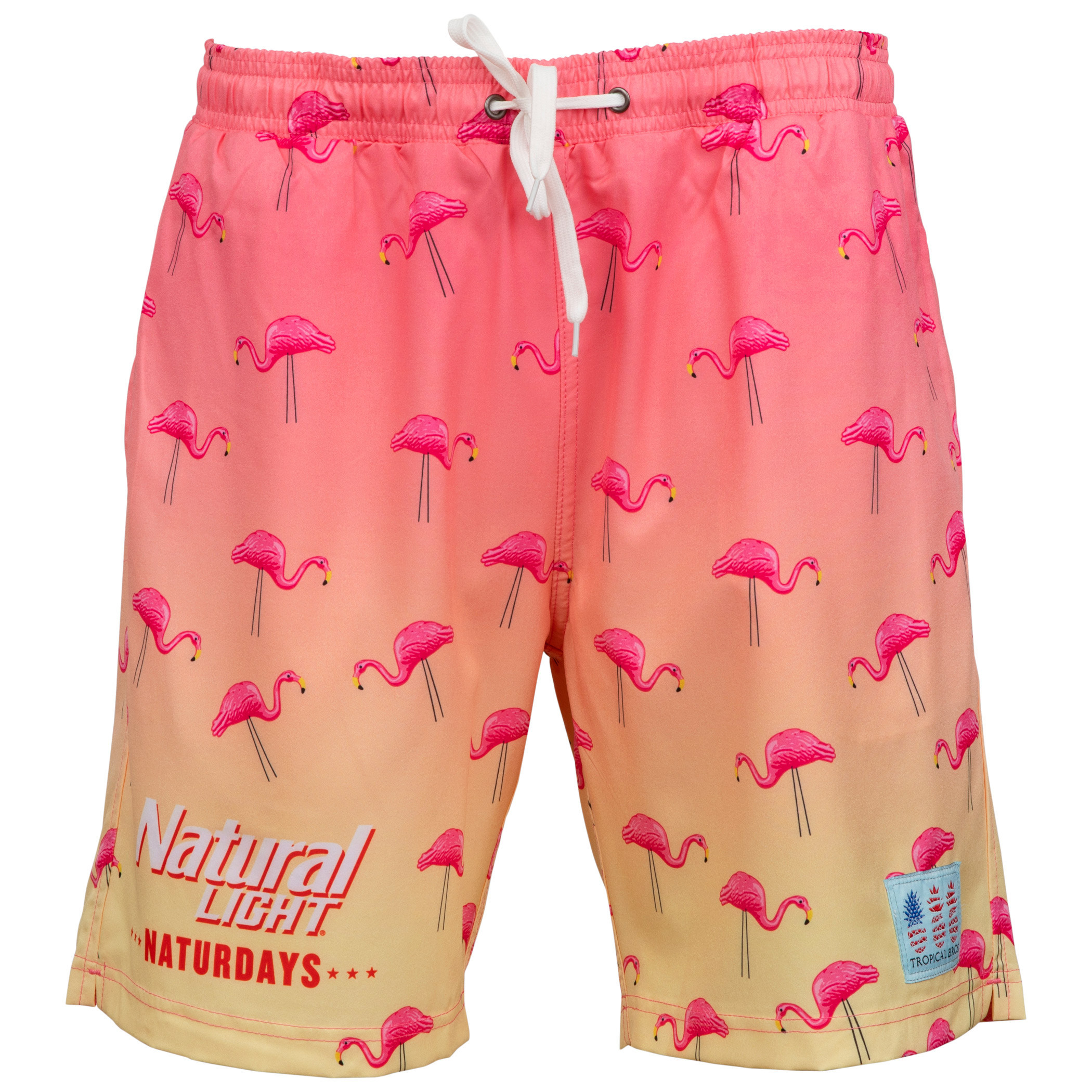 Naturdays Natural Light Flamingo Swimsuit