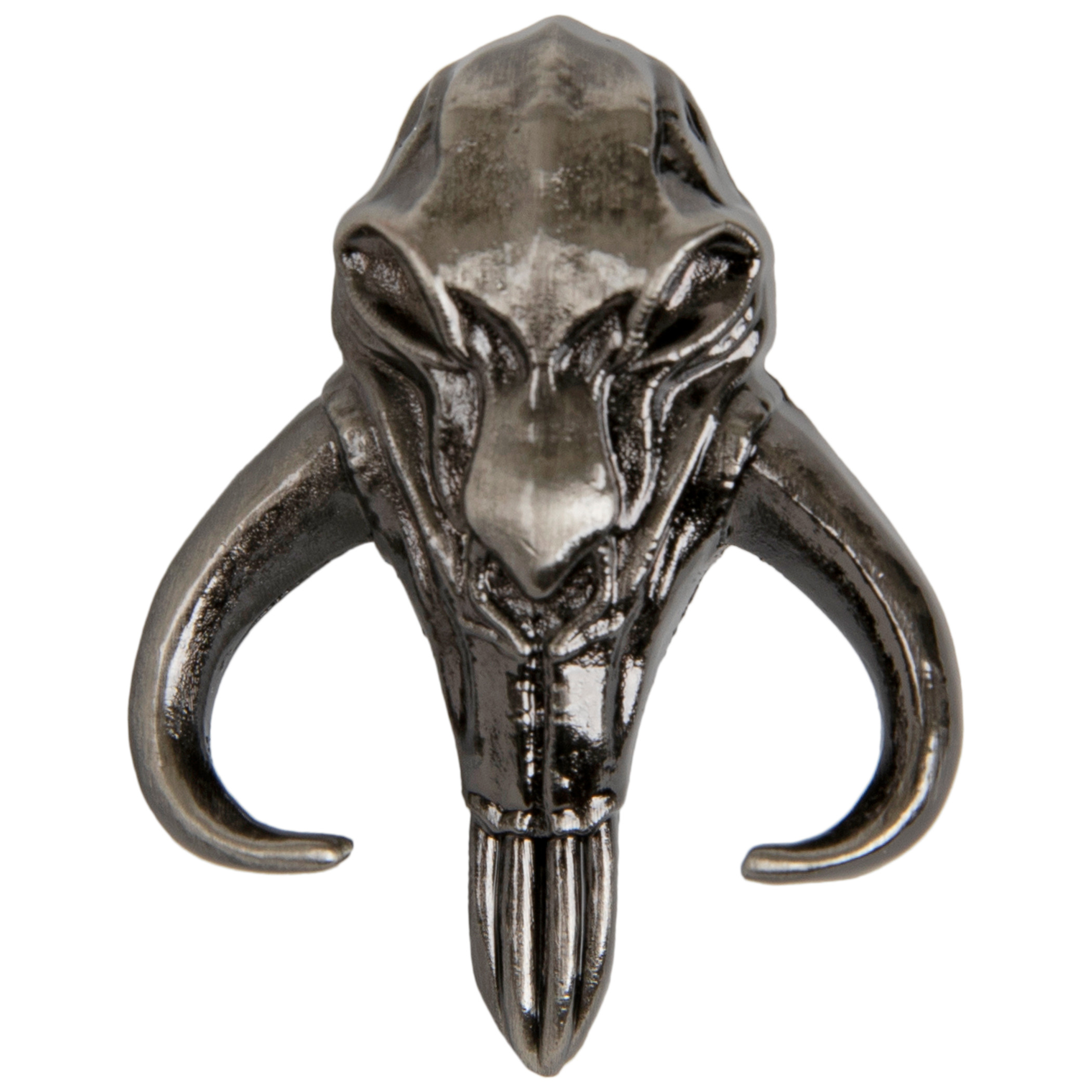 Star Wars The Mandalorian Mythosaur Crest Pewter Lapel Pin
