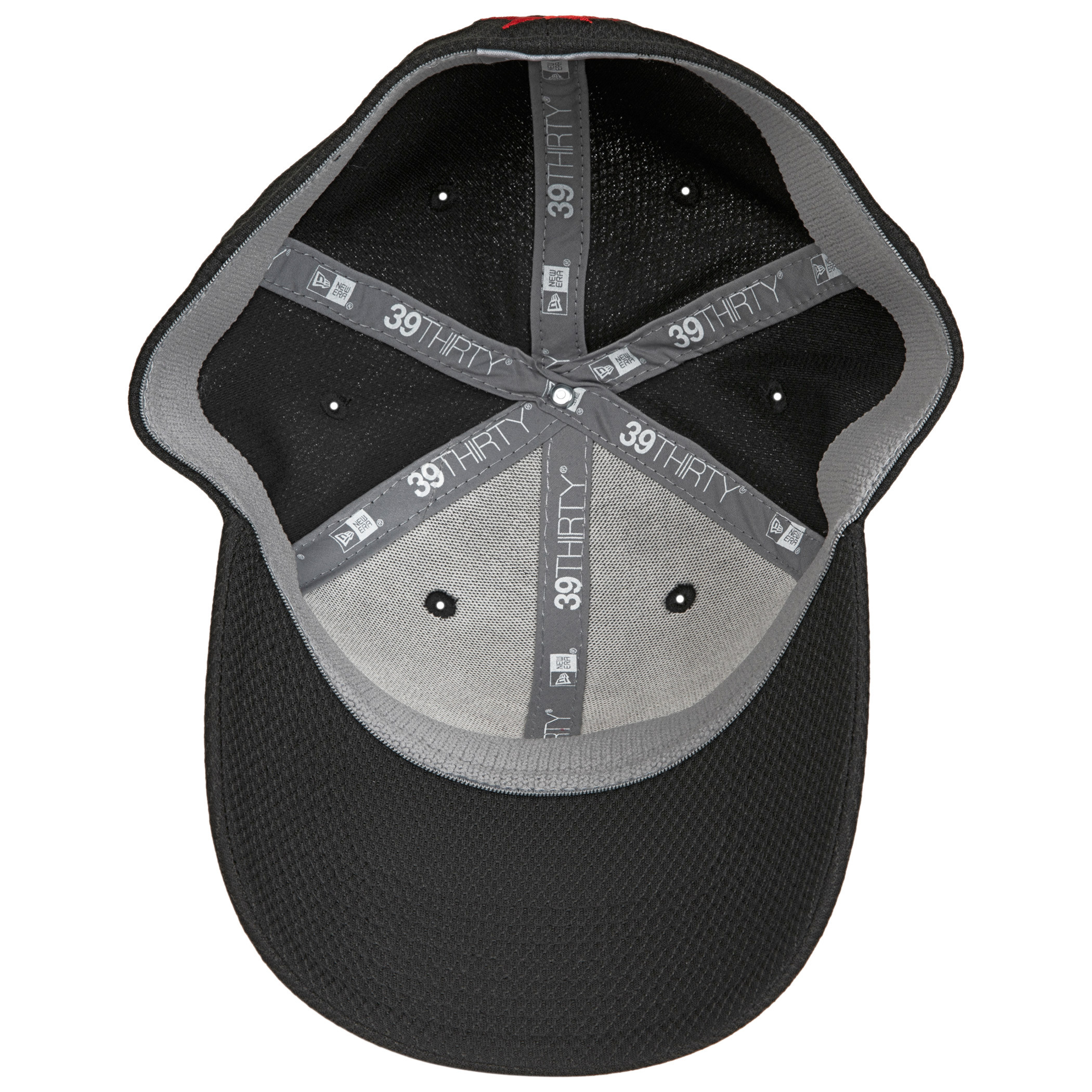 The Winter Soldier Classic Symbol New Era 39Thirty Flex Fitted Hat