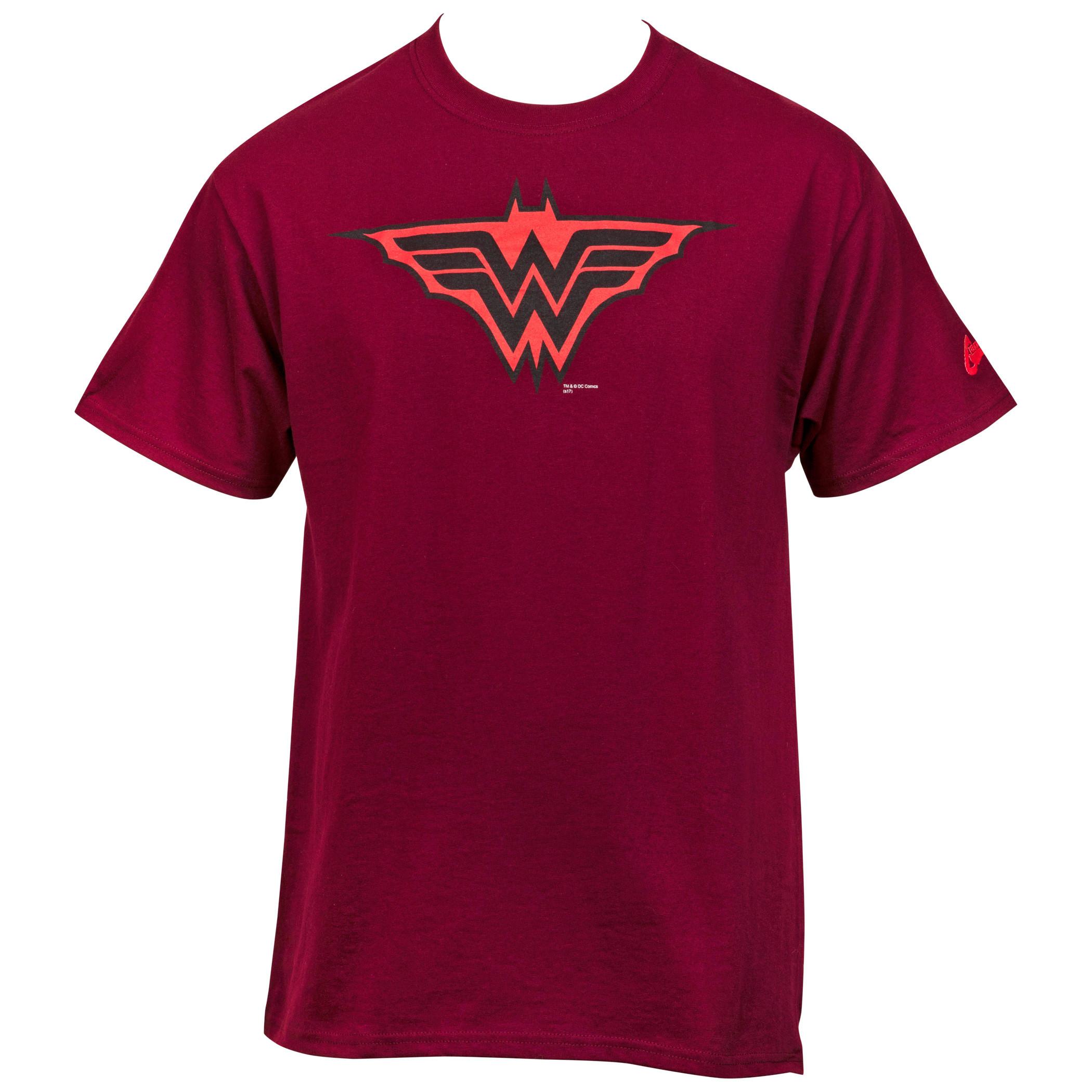 Dark Night Metal Batman Merciless Symbol T-Shirt