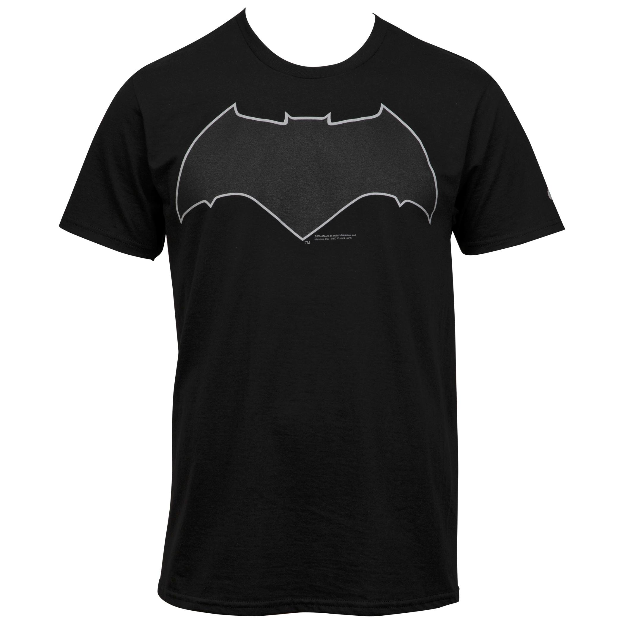 DC Comics Batman V Superman Batman Symbol II T-Shirt