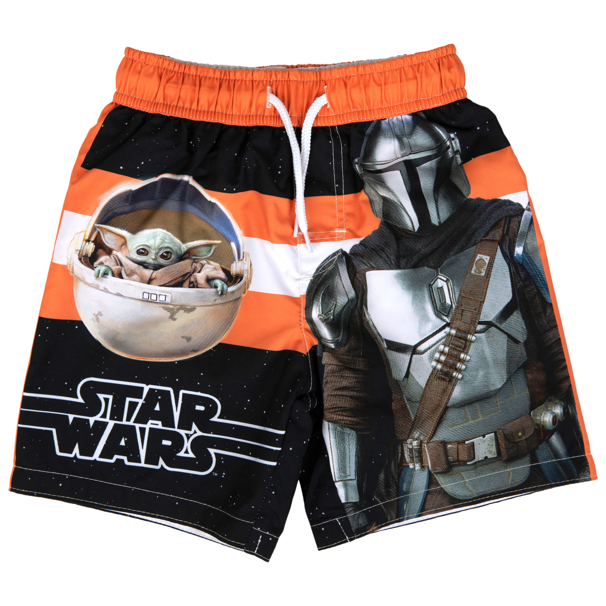 Star Wars The Mandalorian The Child Youth Swim Trunks