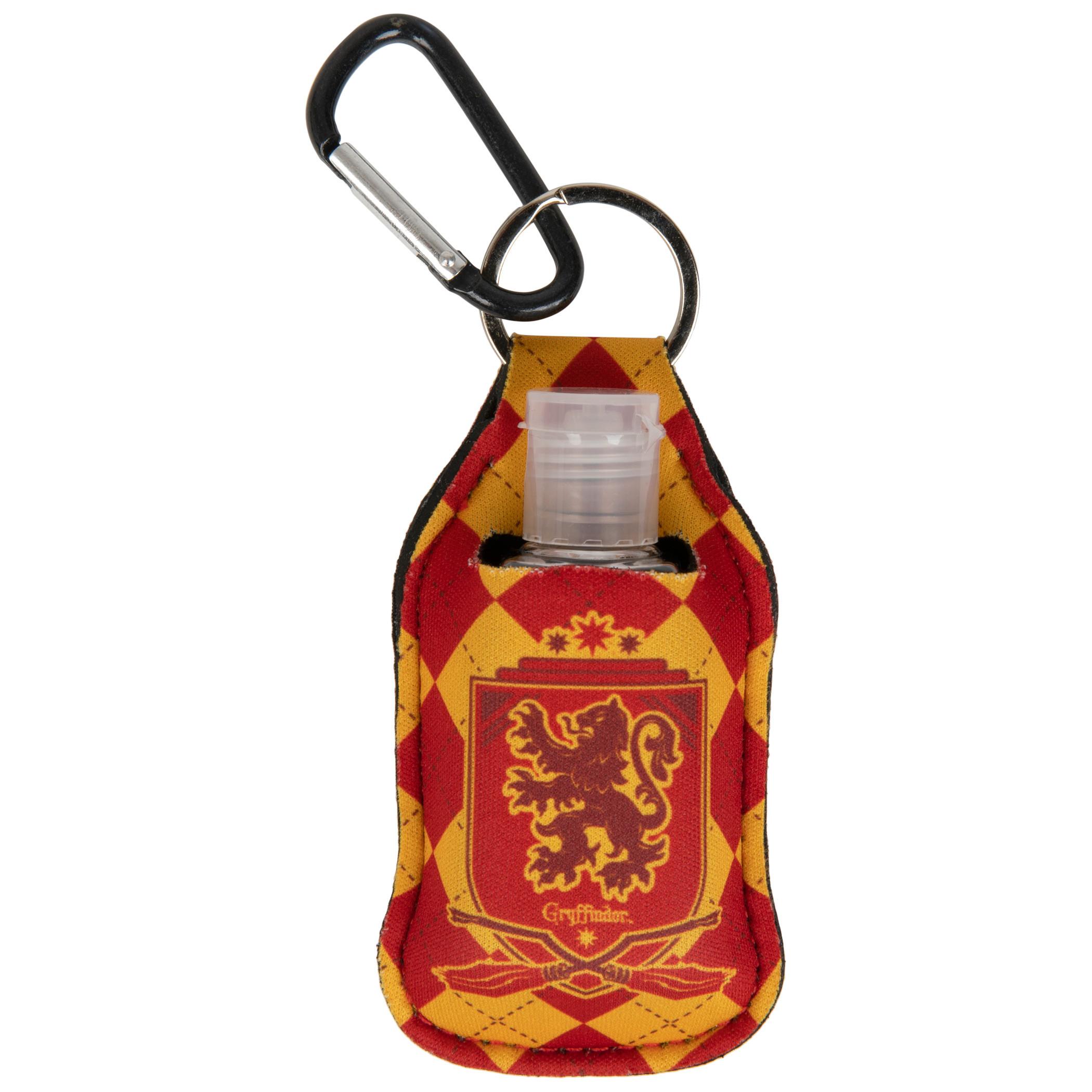 Harry Potter Gryffindor House Crest Quick Clip Hand Sanitizer