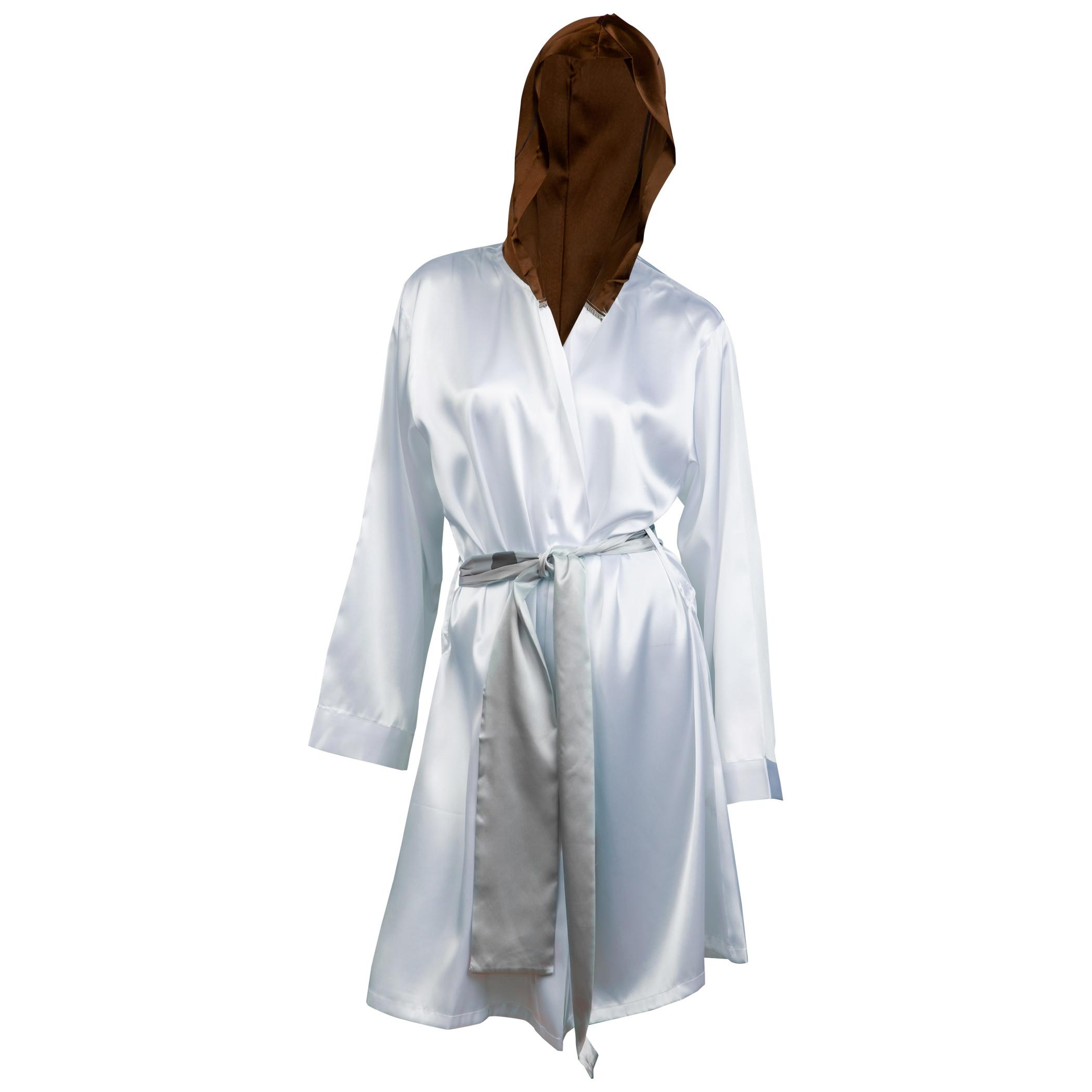 Star Wars Princess Leia Silky Satin Robe