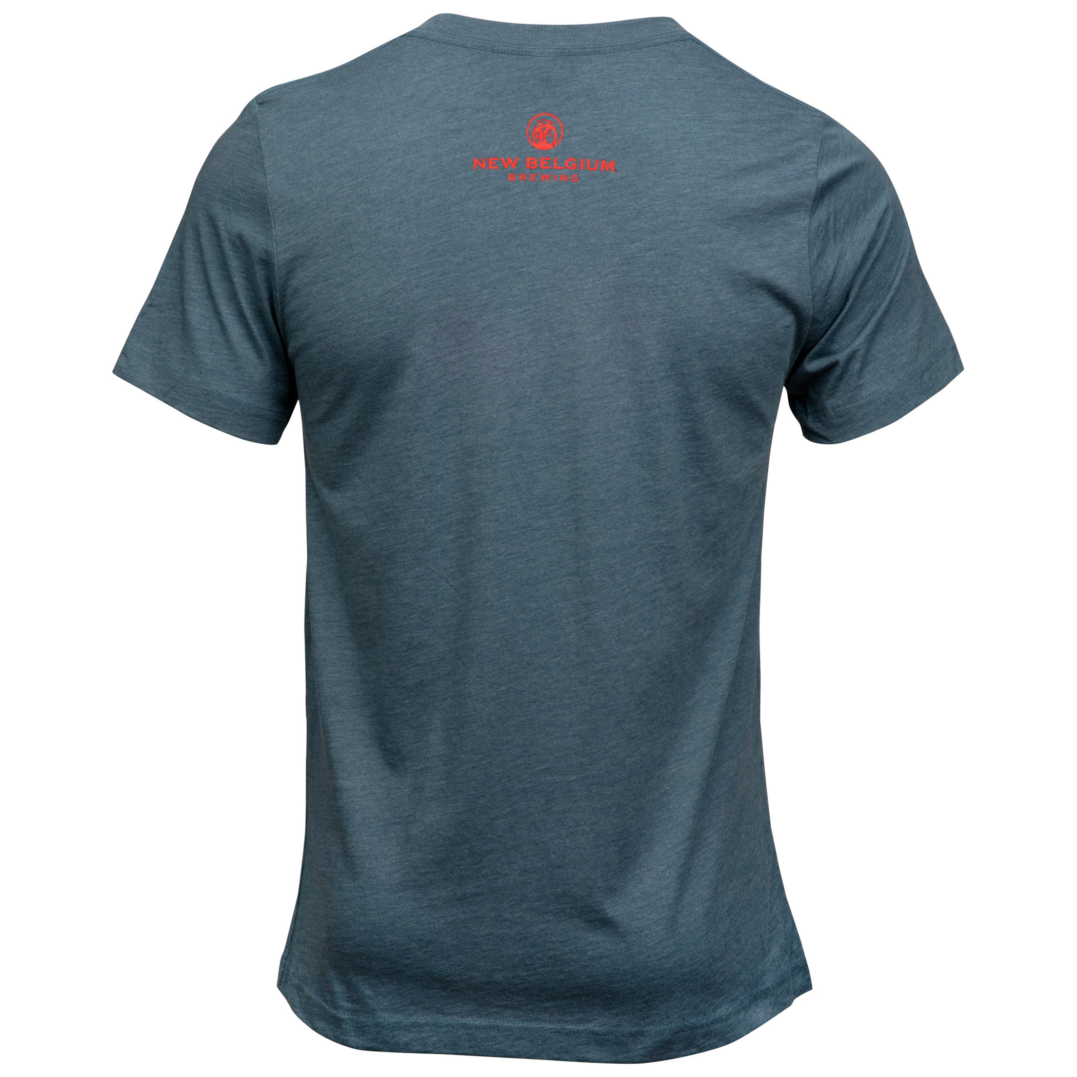 New Belgium Fat Tire Flag T-Shirt