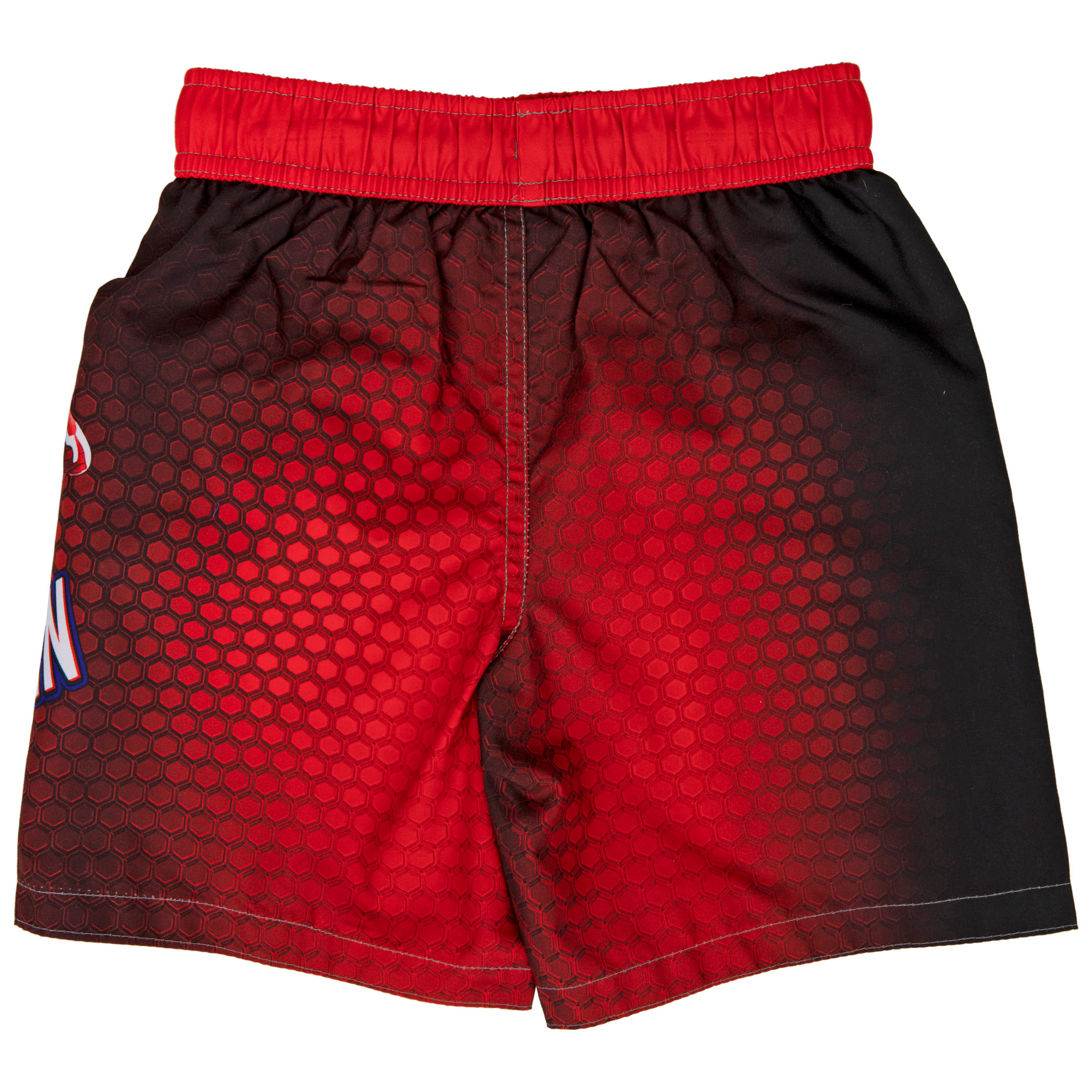 Spider-man Gamerverse Symbol Youth Swim Trunks