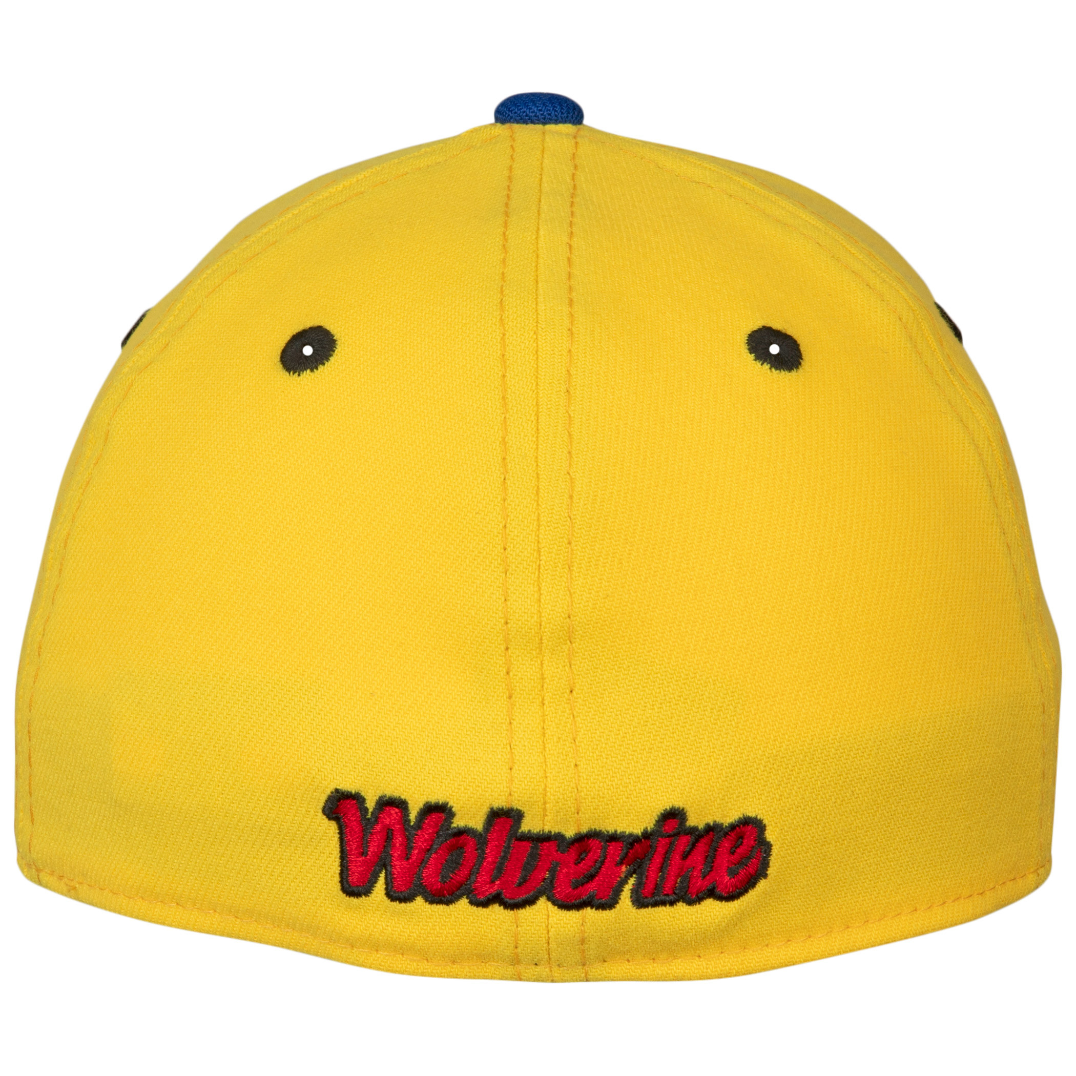 X-Men Symbol Wolverine Costume Themed New Era 39Thirty Fitted Hat